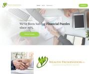 Wealth Preservation,llc Logo - Entry #453