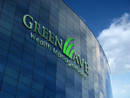 Green Wave Wealth Management Logo - Entry #199