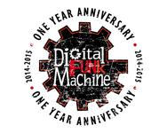Digital Funk Machine Logo - Entry #35