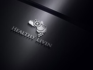 Healthy Livin Logo - Entry #542