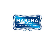 Marina lifestyle living Logo - Entry #36