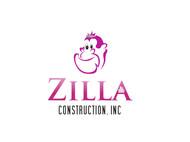 Zilla Construction, Inc Logo - Entry #18