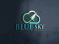 Blue Sky Life Plans Logo - Entry #51