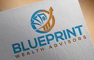 Blueprint Wealth Advisors Logo - Entry #261