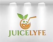 JuiceLyfe Logo - Entry #156