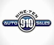 910 Auto Sales Logo - Entry #110