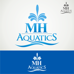 MH Aquatics Logo - Entry #140