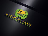 Buller Financial Services Logo - Entry #313