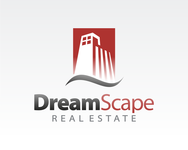 DreamScape Real Estate Logo - Entry #105