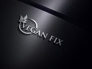 Vegan Fix Logo - Entry #37