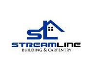 STREAMLINE building & carpentry Logo - Entry #40