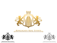 Kingsgate Real Estate Logo - Entry #66