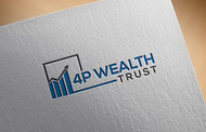 4P Wealth Trust Logo - Entry #250