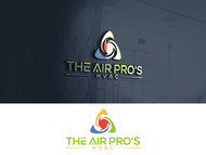 The Air Pro's  Logo - Entry #75