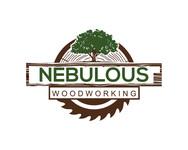 Nebulous Woodworking Logo - Entry #79
