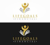 Life Goals Financial Logo - Entry #74