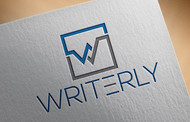 Writerly Logo - Entry #17