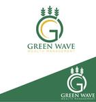 Green Wave Wealth Management Logo - Entry #453