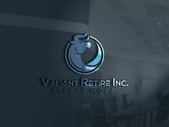 Valiant Retire Inc. Logo - Entry #389
