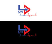 LiveDream Apparel Logo - Entry #322