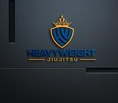 Heavyweight Jiujitsu Logo - Entry #123