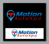 Motion AutoSpa Logo - Entry #17