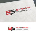 Brothers Security Logo - Entry #206