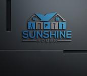 Sunshine Homes Logo - Entry #486