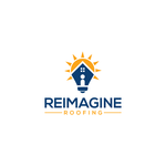 Reimagine Roofing Logo - Entry #7