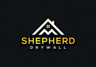 Shepherd Drywall Logo - Entry #346