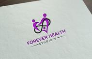 Forever Health Studio's Logo - Entry #197