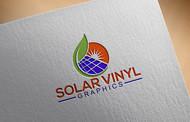 Solar Vinyl Graphics Logo - Entry #230