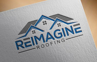 Reimagine Roofing Logo - Entry #133