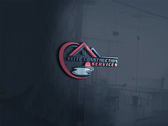 Elite Construction Services or ECS Logo - Entry #291