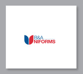 B&A Uniforms Logo - Entry #21