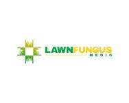 Lawn Fungus Medic Logo - Entry #159