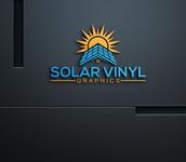 Solar Vinyl Graphics Logo - Entry #254