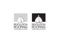 Revolution Roofing Logo - Entry #549