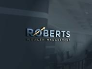Roberts Wealth Management Logo - Entry #21