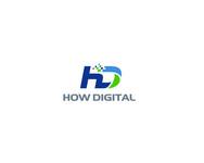 How Digital Logo - Entry #22