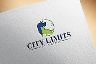 City Limits Vet Clinic Logo - Entry #72