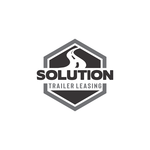 Solution Trailer Leasing Logo - Entry #248