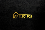 Shepherd Drywall Logo - Entry #142
