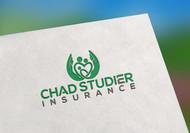 Chad Studier Insurance Logo - Entry #387