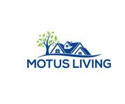 Motus Living Logo - Entry #138