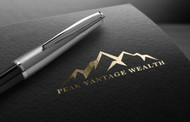 Peak Vantage Wealth Logo - Entry #9