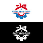 CMW Building Maintenance Logo - Entry #106