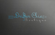 Drifter Chic Boutique Logo - Entry #141