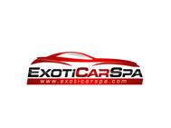 i need a logo for www.exoticarspa.com - Entry #32