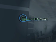 Green Wave Wealth Management Logo - Entry #324